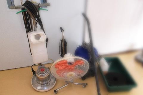 病院受託清掃